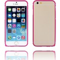 Twins Aluminium Bumper für iPhone 6, pink