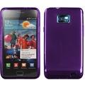 Twins Bright Grip für Samsung i9100 Galaxy S2, lila