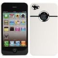 Twins Discreet für iPhone 4/4S, weiß