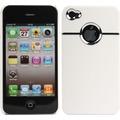 Twins Discreet f�r iPhone 4/4S, wei�