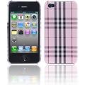 Twins Wide Taste für iPhone 4, pink