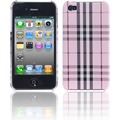 Twins Wide Taste f�r iPhone 4, pink