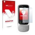 upscreen Scratch Shield Clear Premium Displayschutzfolie für Nokia 6303i classic