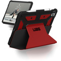 Urban Armor Gear Metropolis Case, Apple iPad Pro 12,9 (2020 & 2018), magma, 122066119494