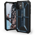 Urban Armor Gear Monarch Case, Apple iPhone 12/12 Pro, mallard (blau), 112351115555