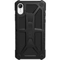 Urban Armor Gear Monarch Case, Apple iPhone XR, schwarz (matt)