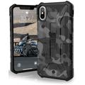 Urban Armor Gear Pathfinder Case, Apple iPhone X, schwarz/camo