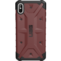 Urban Armor Gear Pathfinder Case, Schutzhülle, Apple iPhone XS Max, carmine