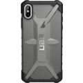 Urban Armor Gear Plasma Case, Apple iPhone XS Max, ash (grau transparent)