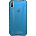 Urban Armor Gear Plyo Case, Apple iPhone XS Max, glacier (blau transparent)