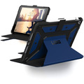 Urban Armor Gear UAG Urban Armor Gear Metropolis Case, Apple iPad 10,2 (2019), cobalt (blau), 121916115050