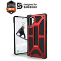 Urban Armor Gear UAG Urban Armor Gear Monarch Case | Samsung Galaxy Note 10+ | crimson (rot) | 211751119494