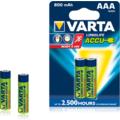 VARTA Longlife Accu Micro AAA 800 mAh (2 St�ck)