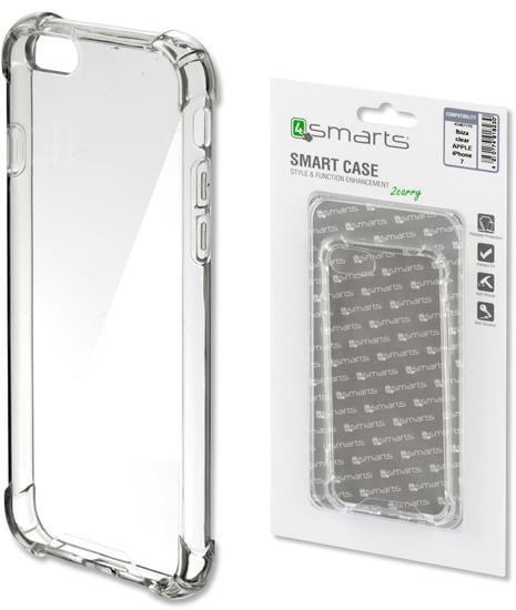 4smarts Basic IBIZA Clip für Apple iPhone 7 / iPhone 8 - transparent -