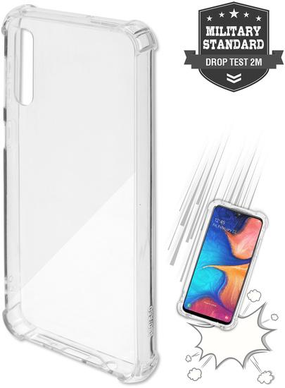 4smarts Hard Cover IBIZA für Samsung Galaxy A50 transparent -