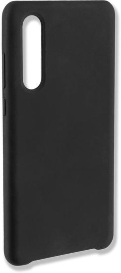 4smarts Liquid Silikon Case CUPERTINO für Samsung Galaxy A50 schwarz -