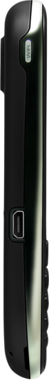Alcatel onetouch OT-806D Dual-SIM, schwarz -