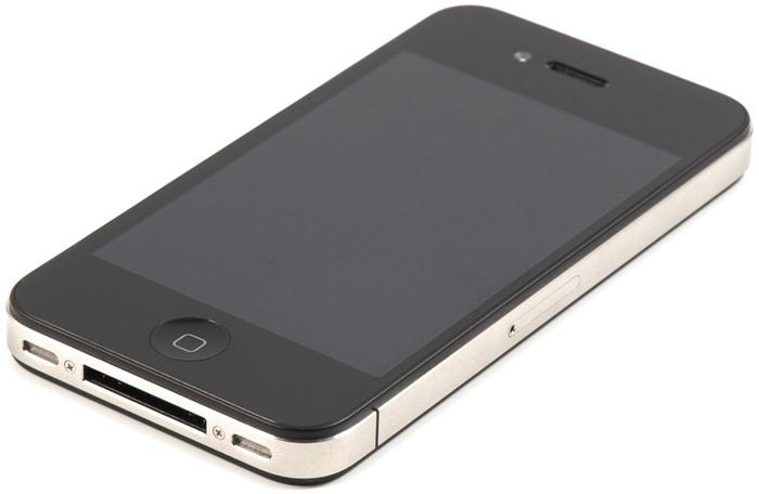 Apple iPhone 4, 8GB, schwarz -