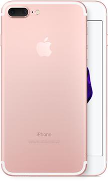 Apple iPhone 7 Plus, 32GB, roségold -
