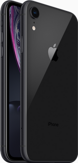 Apple iPhone XR, 128 GB, Black -