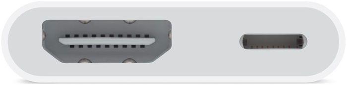 Apple Lightning Digital AV Adapter -