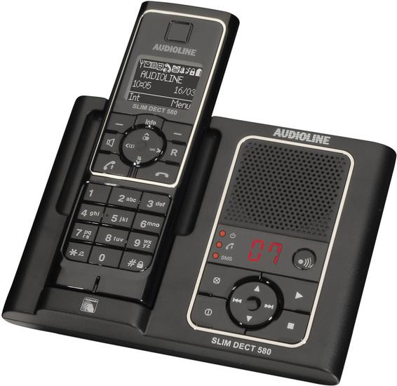Audioline Slim DECT 580 Bildergalerie