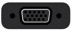 Belkin USB-C auf VGA Adapter, 15cm, schwarz -