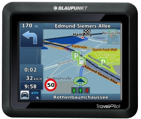 Blaupunkt Travel Pilot Easy