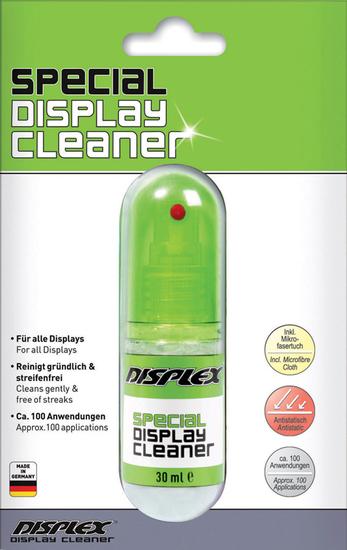 Displex Display Cleaner Reinigungsset - Verpackung
