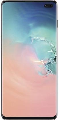 Samsung Galaxy S10+, 512 GB, Dual-SIM, ceramic white