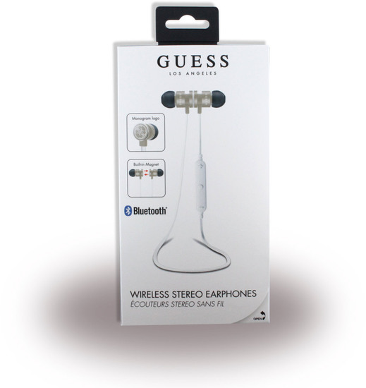 Guess Bluetooth In Ear Headset - Gold -