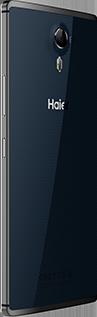 Haier Voyage V5, Dual-Sim, schwarz -