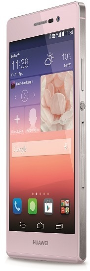 Huawei Ascend P7, pink -