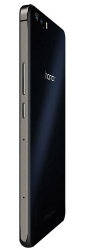 Honor 6 Plus 4G Dual-SIM 32 GB, black -