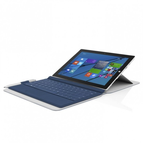 Incipio Roosevelt Klapptasche Microsoft Surface 3 navy MRSF-081-NVY -