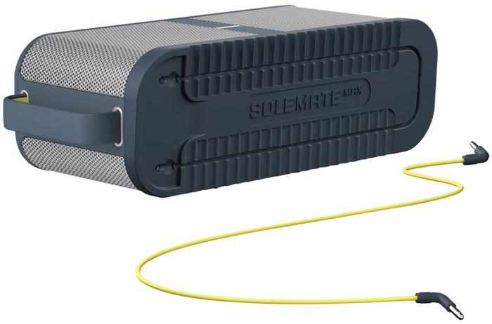 Jabra Bluetooth Lautsprecher Solemate Max, grau -