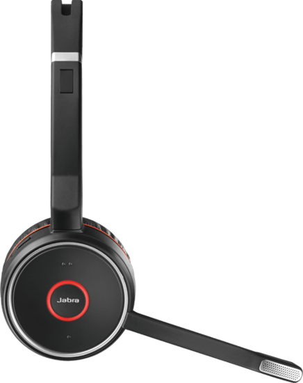 Jabra Evolve 75 MS DUO, Bluetooth, USB Dongle -