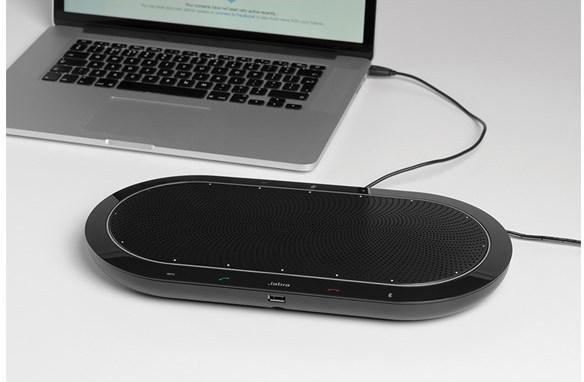 Jabra SPEAK 810 MS (USB/Bluetooth-Konferenzlösung) -