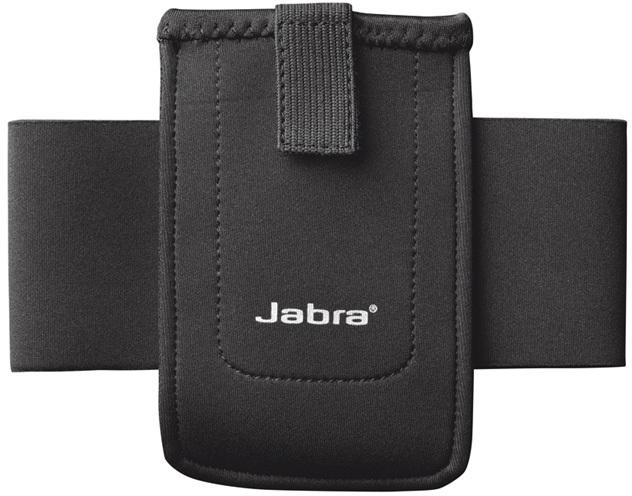 Jabra SPORT Bluetooth Stereo Headset + Transportetui - Armtrageband für Smartphones
