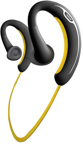 Jabra Aktion SPORT Bluetooth Stereo Headset + endomondo Funktions-Laufshirt Man (Größe S) -