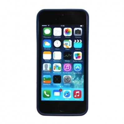Karl Lagerfeld 3D Studs - Hart Cover/Case/Schutzhülle - Apple iPhone 5,5S -