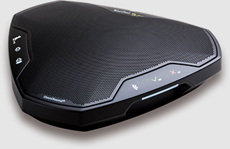 KonfTel EGO, HD audio, mobiles Konferenzsystem -