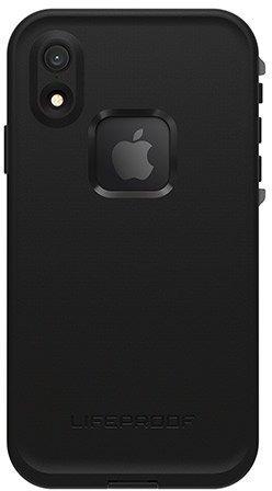 Lifeproof Hintere Abdeckung für Mobiltelefon - Asphalt - für Apple iPhone XR -