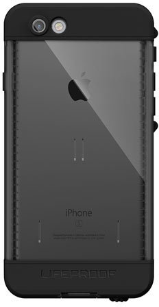 Lifeproof NÜÜD für Apple iPhone 6/6s - schwarz