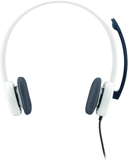 Logitech® Stereo Headset H150, cloud white -