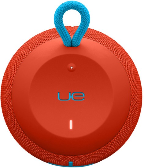 Logitech® UE Wonderboom Fireball, rot -