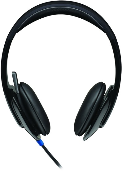 Logitech® USB Headset H540, schwarz -