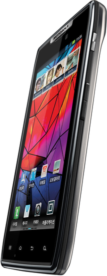 Motorola RAZR, schwarz -