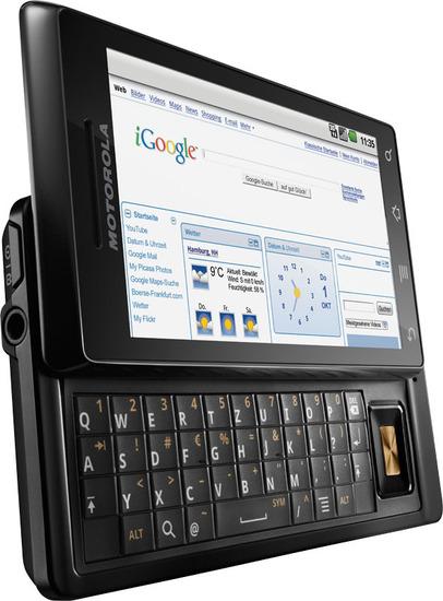 Motorola Milestone ab heute bei O2