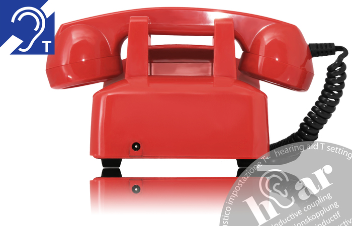 Opis 60s mobile hEar, rot -